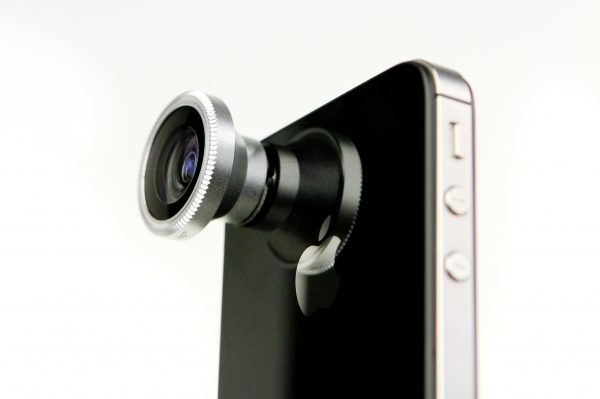 Wide Angle Macro , Fisheye, and Telephoto Lens for your iPhone Fits Like a Glove!