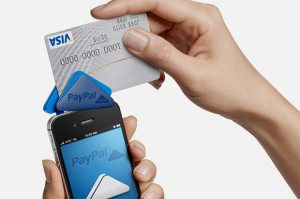 Paypal Here Mobile Payment Device