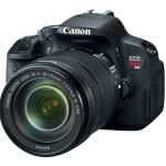 Canon EOS Rebel T4i lens