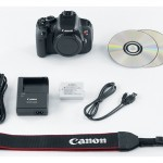 Canon EOS Rebel T4i body kit