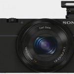 Sony Cyber-Shot DSC-RX100 Digital Camera Front