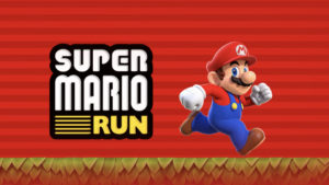 Nintendo Super Mario Run is coming to Andriod