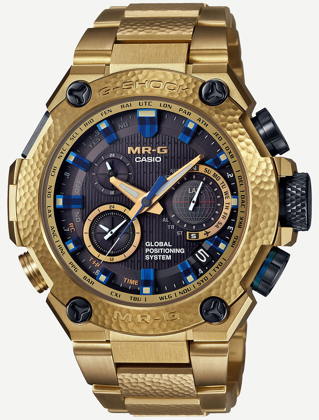 The Casio G-Shock MRGG1000HG-9A Limited Edition MR-G Hybrid