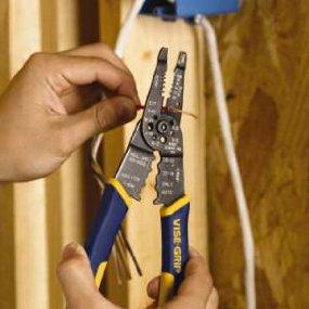 Irwin Electrical Multi-Tool / Wire Crimper / Wire Cutter