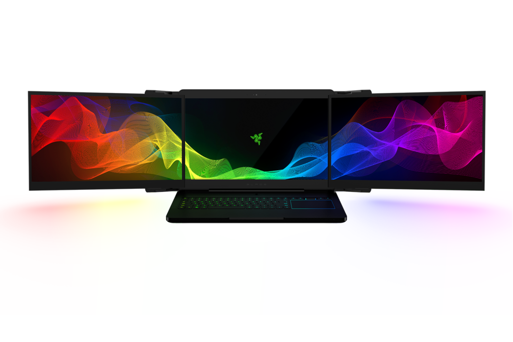Razer Project Valerie 3 Screen Laptop