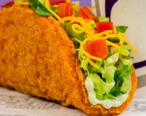 Taco Bell Releasing Fried Chicken Shell Tacos