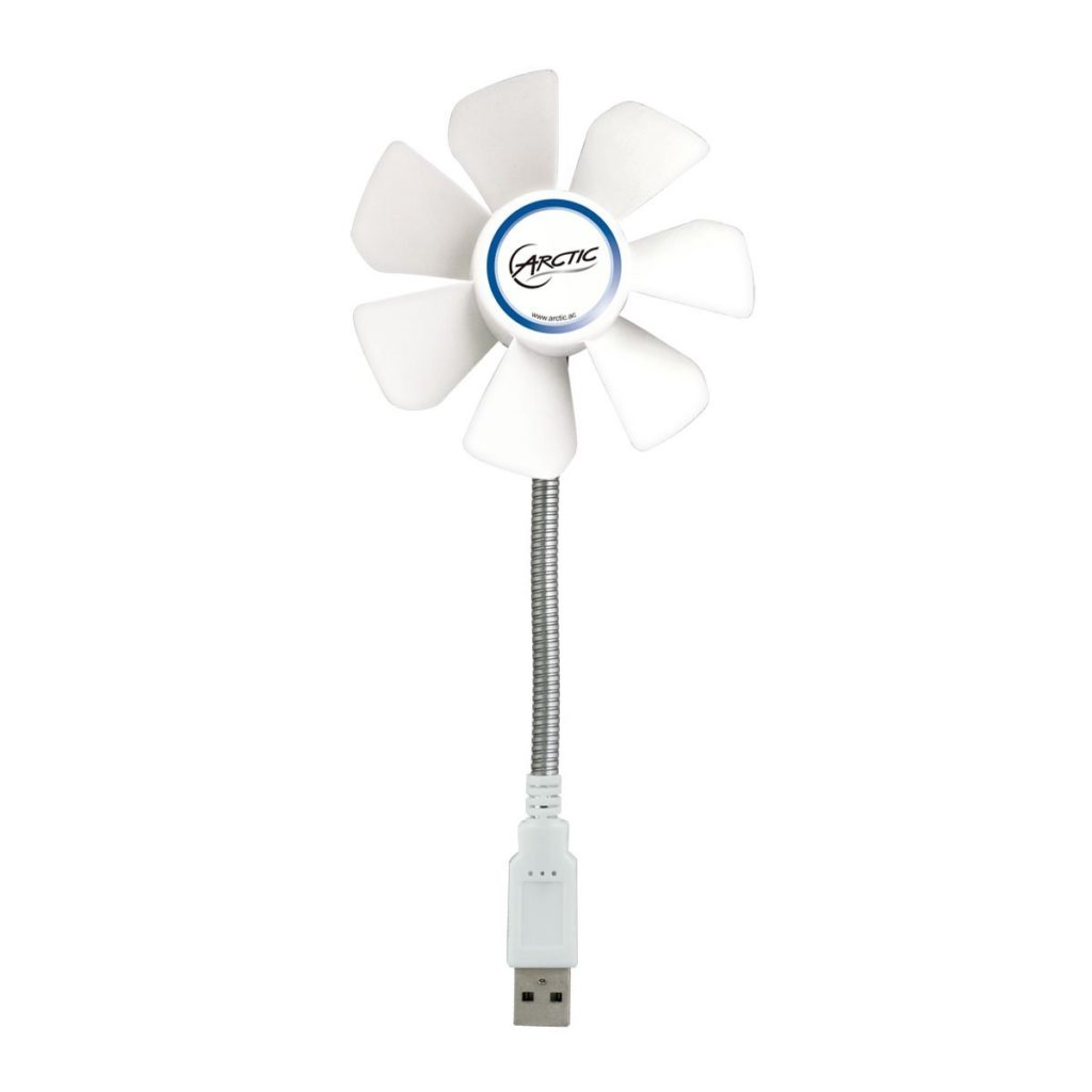 ARCTIC Breeze Mini USB Desktop Fan