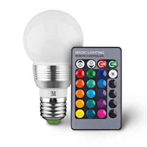 KOBRA Retro LED Color Changing Light Bulb