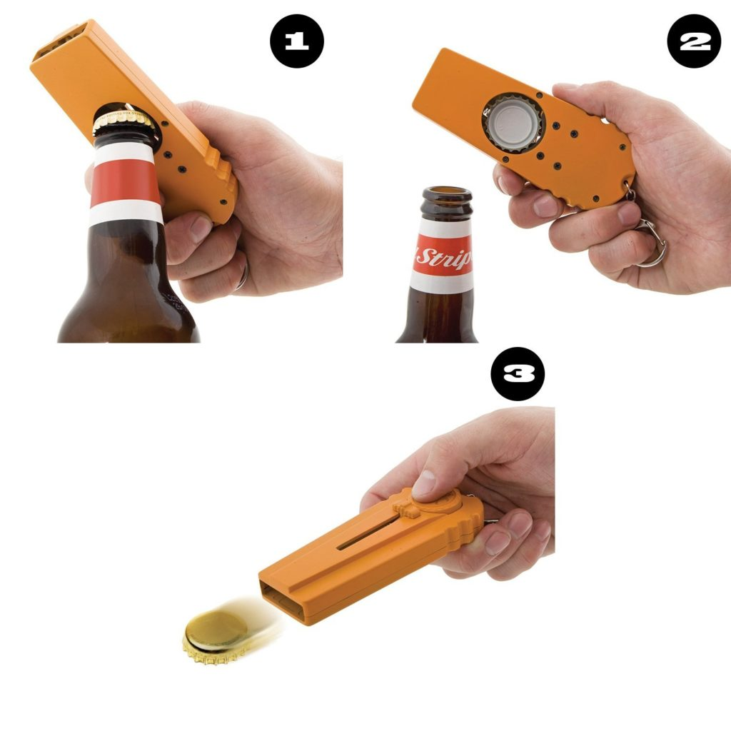 STYDDI Zappa Bottle Opener Launcher